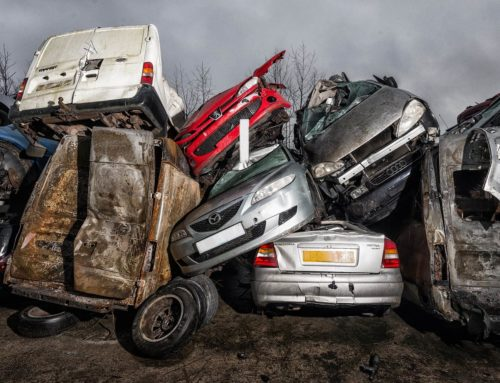 Scrap Car Recycling – Everything You Need to Know About Scrap Car Recycling