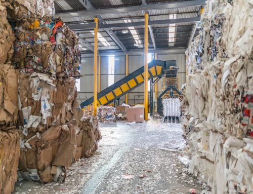 What is the Waste Sorting Process?