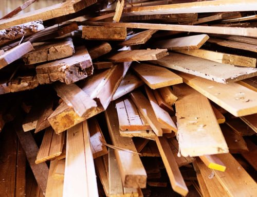 Benefits of Recycling Wood